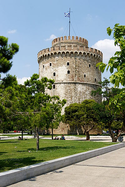 400px-White Tower Thessaloniki 2009